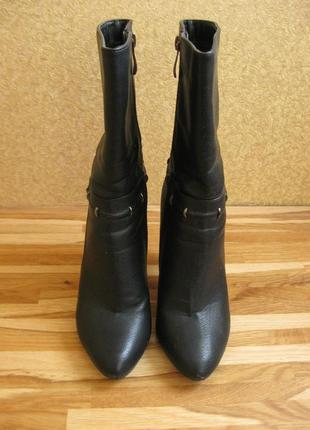 Сапоги ботинки осень весна