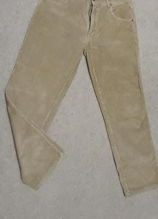 Вельветовые джинсы m