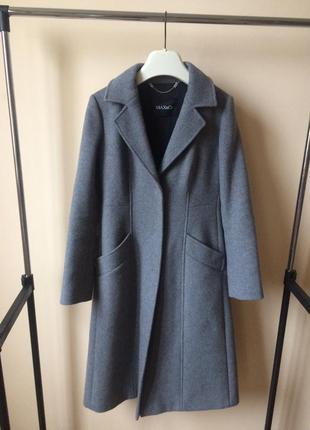 Шерстяное пальто бренда max&co