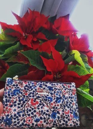 Брендовый дизайнерский кошелёк
