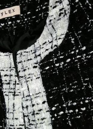 "Eylex жакет пиджак костюм ""букле""2 фото"