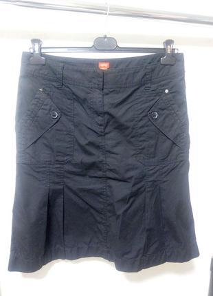 Коттоновая юбка размер uk 16 наш 50-52