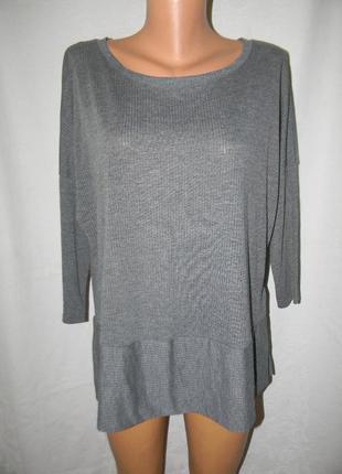 Новая трикотажная блуза