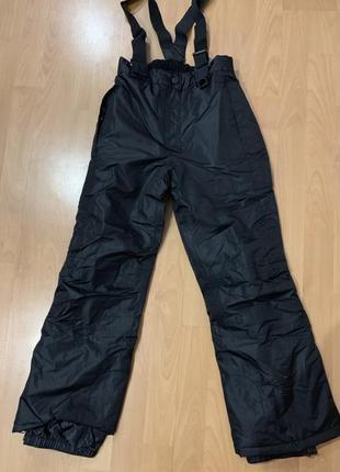 Лыжные штаны crivit, полукомбинезон, есть размеры