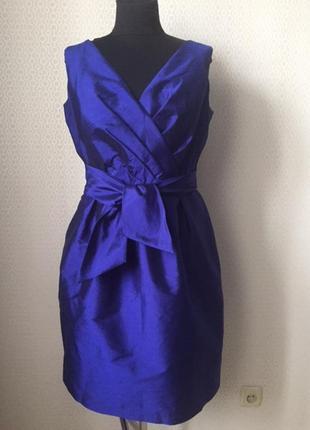 Нарядное коктейльное платье большого размера (англ 22, укр 56-58) от alfred sung