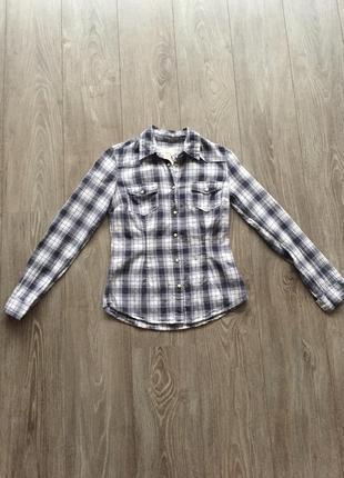 06baa5321bb Фланелевые рубашки женские 2019 - купить недорого вещи в интернет ...