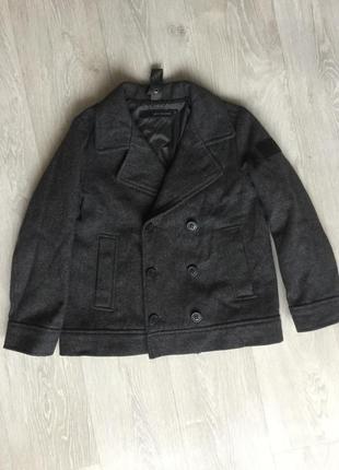 Пальто пиджак для мальчика