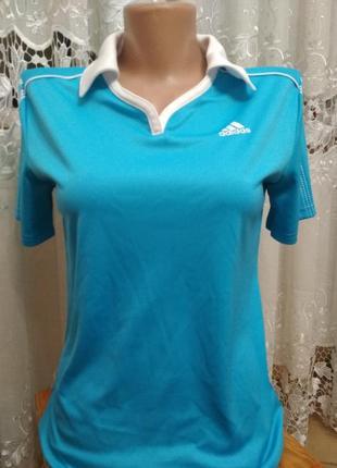 Спортивная футболка тенниска adidad оригинал s