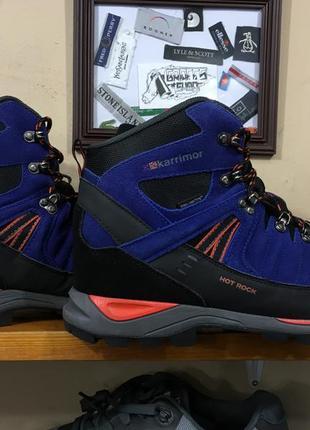 Зимние ботинки karrimor размер 44