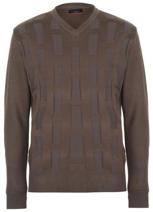 Pierre cardin мужской свитер кофта размер хл англия оригинал