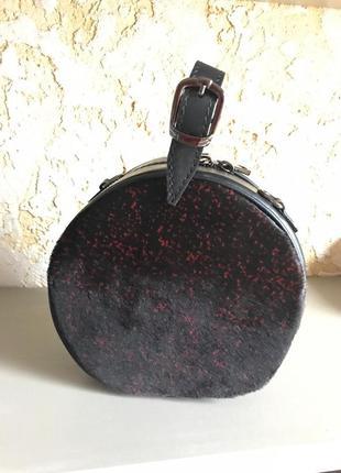 Писк моды сумка круглик4 фото