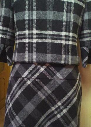 Новый теплый костюм:пиджак и юбка s.oliver,немецкий бренд2