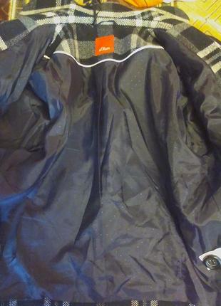 Новый теплый костюм:пиджак и юбка s.oliver,немецкий бренд5