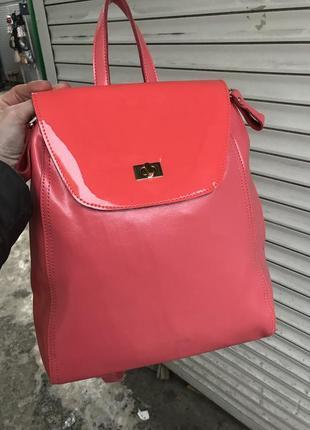 Кожаный рюкзак рюкзак кожаный 🎒