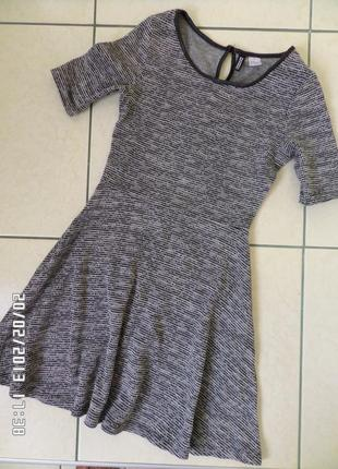 H&m divided xs плаття