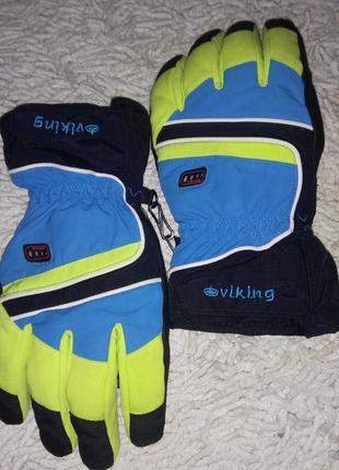 Перчатки лыжные 8