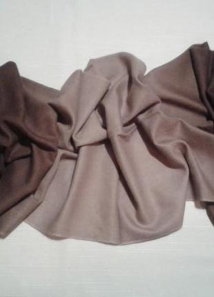 Шарф шаль из непала ручной работы шерстяной + 160 шарфов и платков на странице