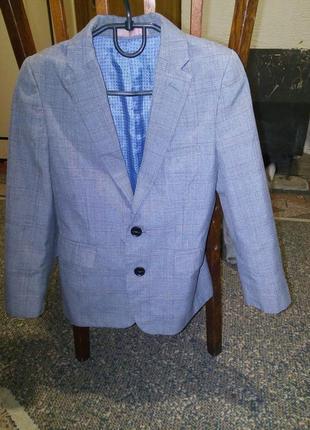 Крутой пиджак для маленького модника autograph