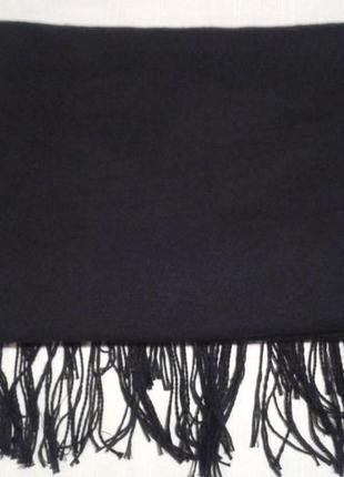 Шарф h&m палантин плед тканый  теплый огромный + 160 платков и шарфов на странице