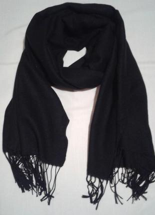 Шарф h&m палантин плед тканый  теплый огромный + 160 платков и шарфов на странице2