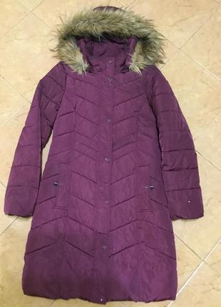 Распродажа! пуховик-пальто tommy hilfiger,оригинал!