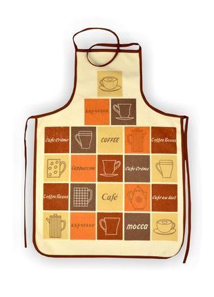 Фартук кухонный с защитным покрытием