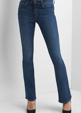Новые джинсы gap на высокую девушку 27/37