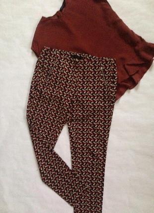 Блуза и брюки, комплект