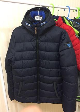 Зимняя куртка next на подростка 14-16 лет