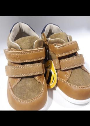 Ботинки clibee (18-23рр)5 фото