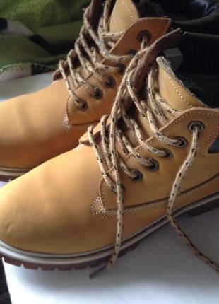 Ботинки женские, кожа gutberg3
