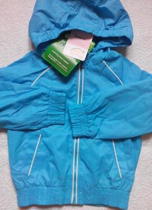 Impidimpi куртка-ветровка на 86-92 см германия.