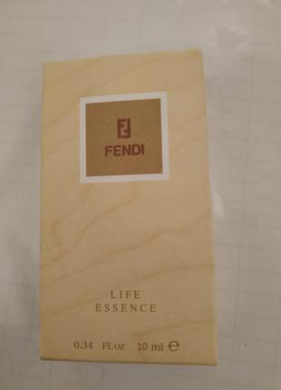 Fendi life essence, 10 мл, оригинал!!!