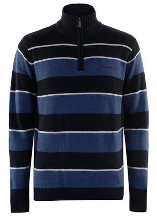 Pierre cardin мужской свитер кофта в наличии размер л англия оригинал