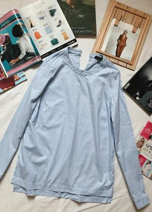 Рубашка, удлиненная рубашка, блузка,