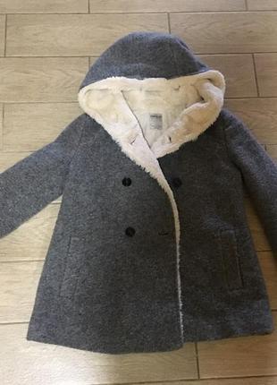 Пальто zara!