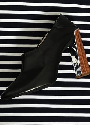 Туфли мюли ботильоны stella mccartney оригинал,новые.
