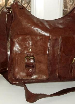 f4ef25ceb51b Большая сумка из натуральной кожи rowallan. унисекс., цена - 840 грн ...