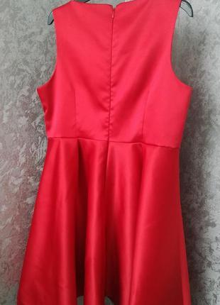 Очень красивое праздничное платье celyn b (elisabetta franchi)2 фото