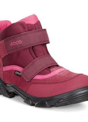 Зимние ботинки сапоги ecco ecco экко екко новые оригинал gore-tex®