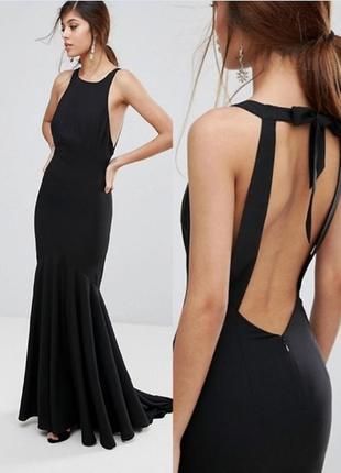 Роскошное вечернее платье asos