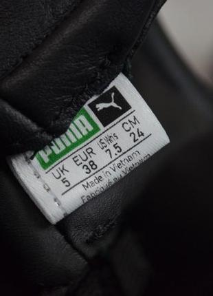 Женские ботинки puma platform mid/оригинал4
