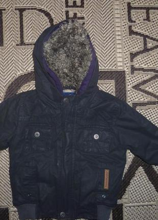 Куртка timberland (р.74 на 9міс) курточка