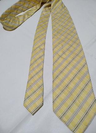 Итальянский галстук из натурального шелка giorgio redaelli