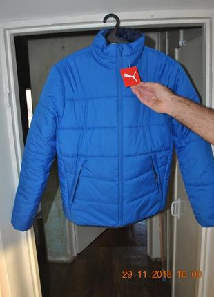 Оригинальная куртка puma ess padded jacket оригинал 851597