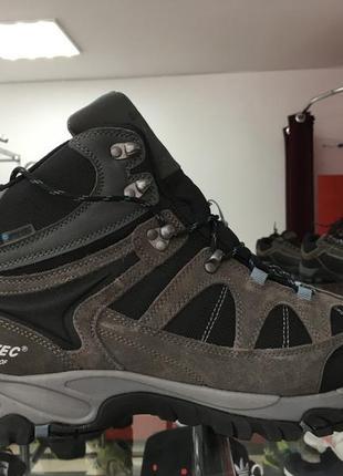 Мужские зимние ботинки hi-tec altitude waterproof оригинал р-40-45
