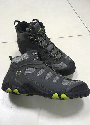 Мужские зимние ботинки hi-tec penrith mid mens waterproof р-41-46