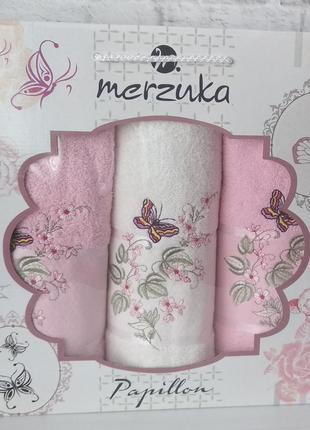 Набор полотенец merzuka