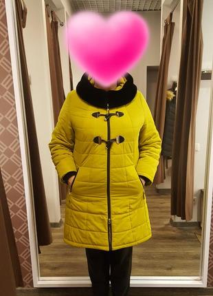 Куртка зимняя mirage