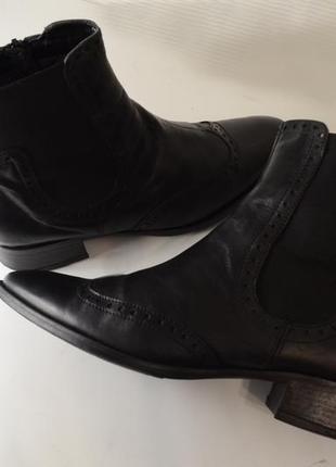 Челси с перфорацией freeflex (италия), рампродажа обуви!
